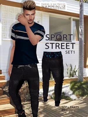 Sport Street Full SET 1