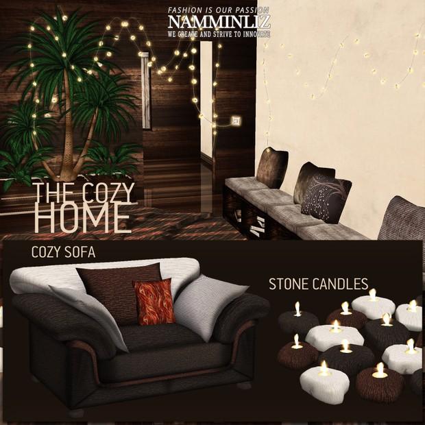 The Cozy Home Decor