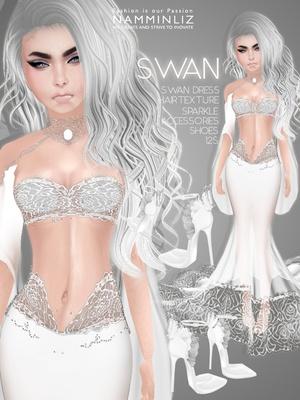 SWAN imvu texture JPG (Dress, accessories, shoes, hairtexture)