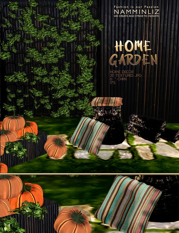 Home garden Home decor imvu 20 Textures 6 CHKN ^  -  ^  NAMMINLIZ