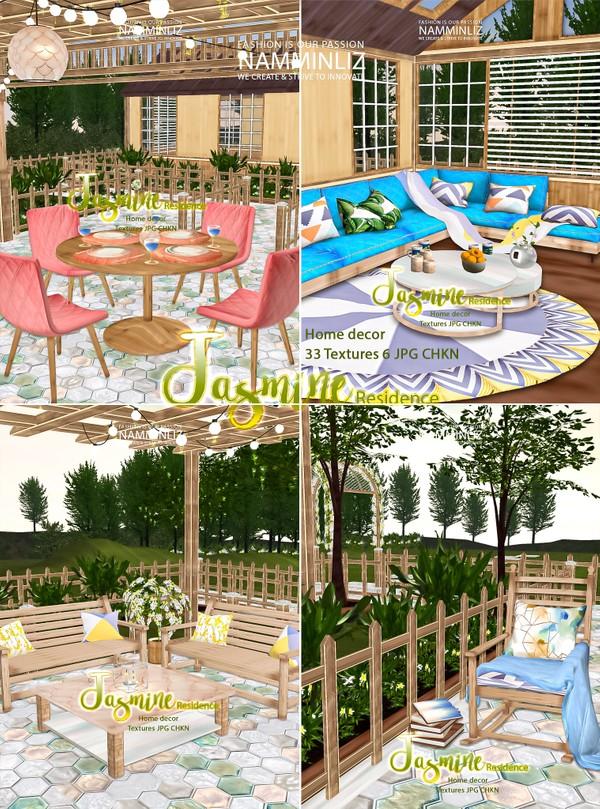 Jasmine Residence Home decor 33 Textures JPG 6 CHKN
