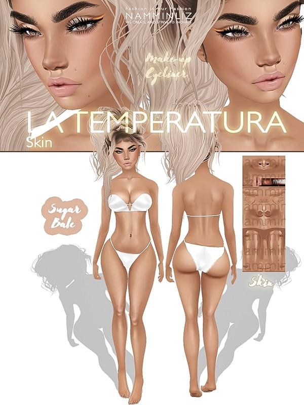 La Temperatura Skin Sugar Babe JPG ( Make-up - Eyeliner )