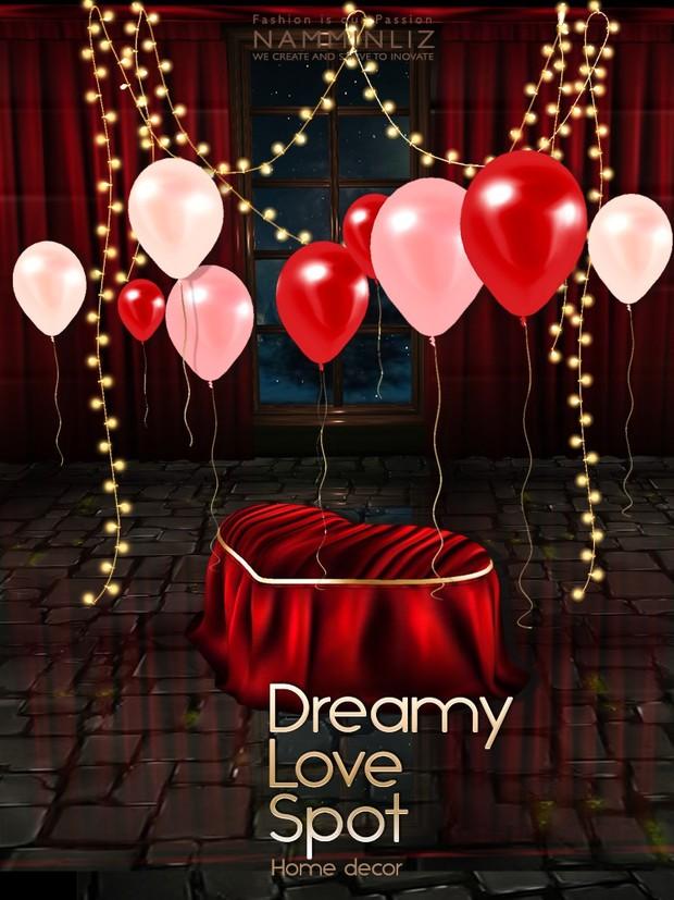 Dreamy Love Spot Home decor 29 Textures JPG 8*.CHKN