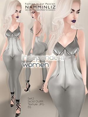 Independent women set 2 imvu outfit sis3d JPG