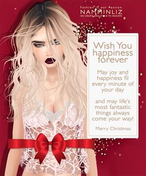 Merry Christmas imvu free gift