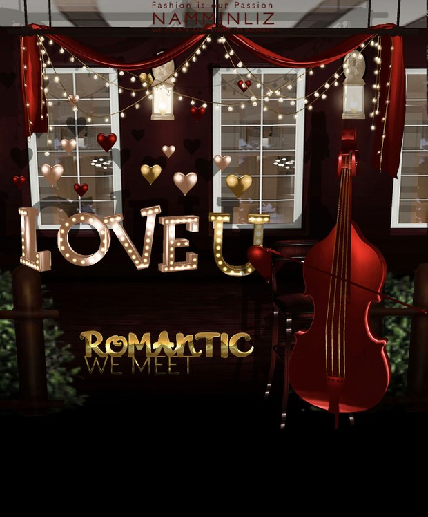 Romantic We Meet imvu Home decor 19 Textures PNG