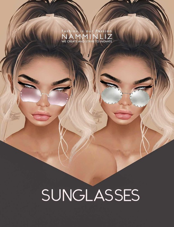 Sunglasses Accessories 3 Texture JPG IMVU