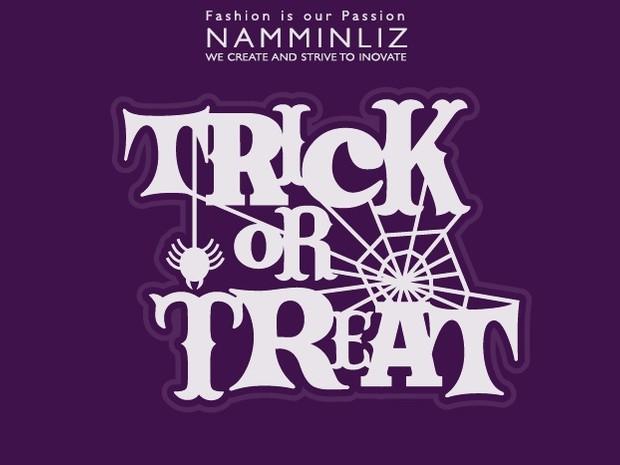 Knock Knock, Trick Or Treat? ♥ . ♥ Purple