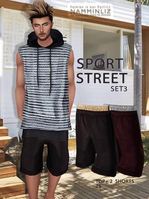 Sport Street Full SET 3