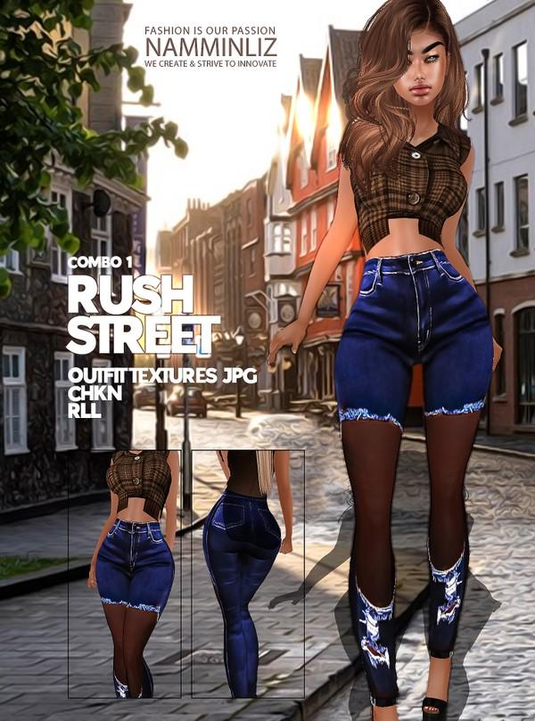 Rush Street combo 1 Textures Outfit JPG CHKN RLL