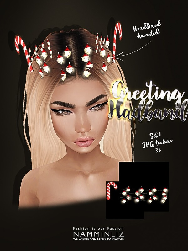Greeting headband set1 imvu texture JPG NAMMINLIZ filesale