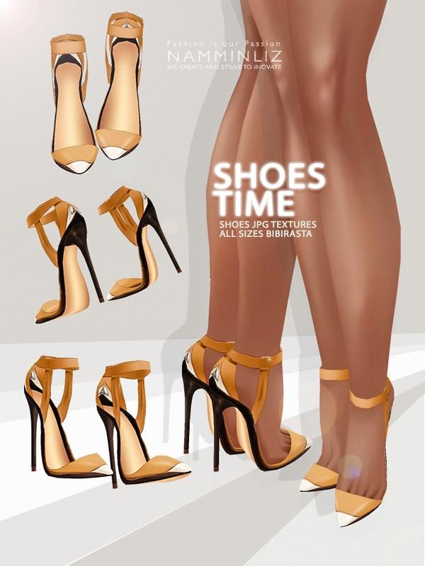 Shoes Time V1 Textures JPG All sizes bibirasta