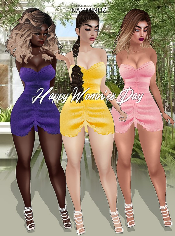 Happy Women's day ♥