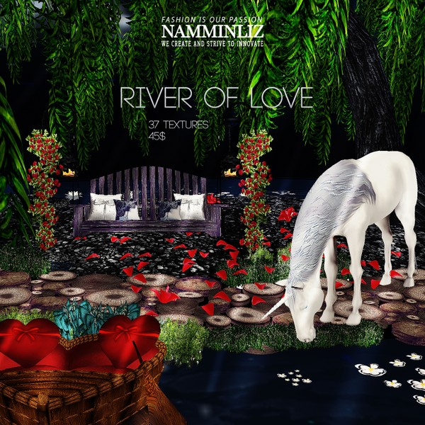 River of Love Decor