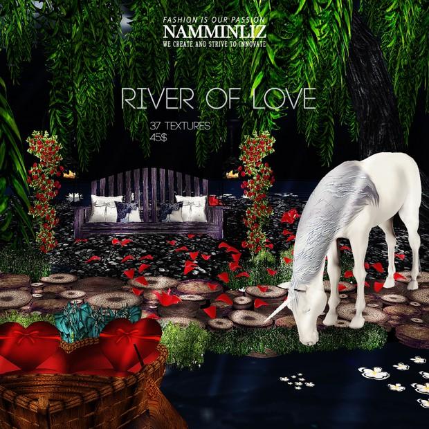 River of Love Decor