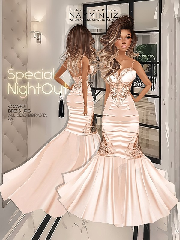 Special night combo1 ( Dress Textures JPG bibirasta all sizes )