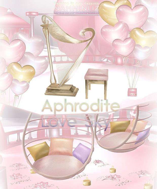 Aphrodite Love Room 27 Textures PNG imvu