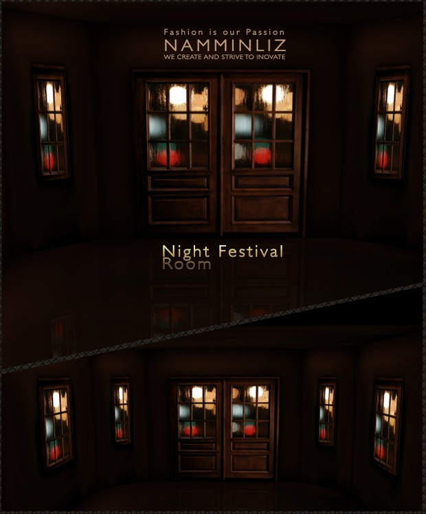Night Festival Room home decor imvu texture 18 PNG