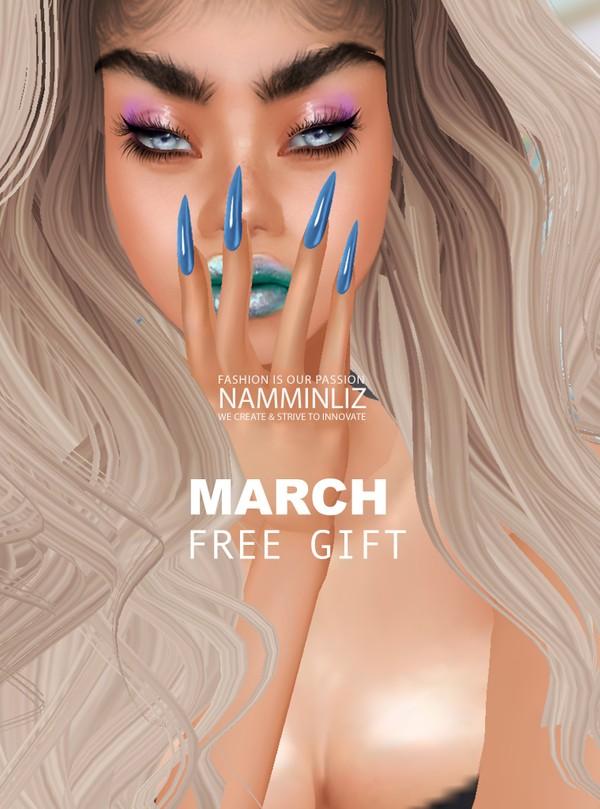 Happy March imvu file sale free gift ♥