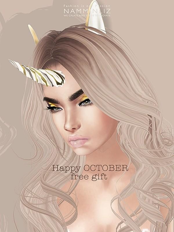 Happy October imvu free gift ♥