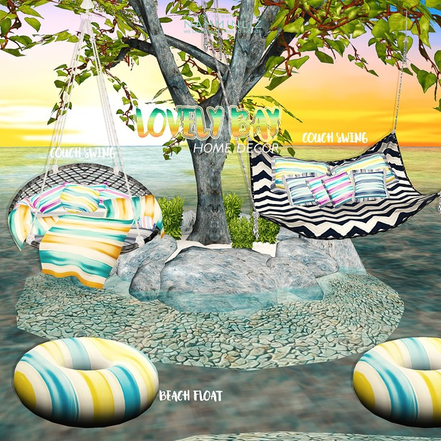 LovelyBay • 50 Textures Home Decor (only 1 piece available)