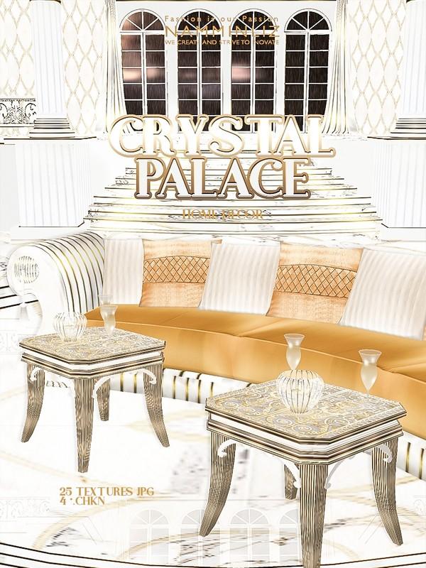 Crystal Palace Home decor 25 Textures JPG 4 CHKN