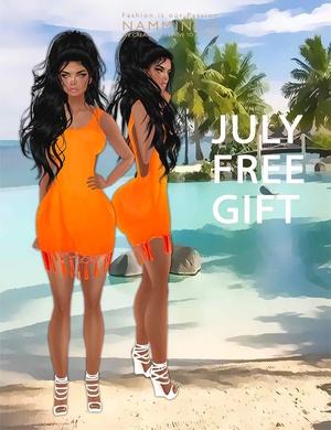 Happy July imvu free gift ♥