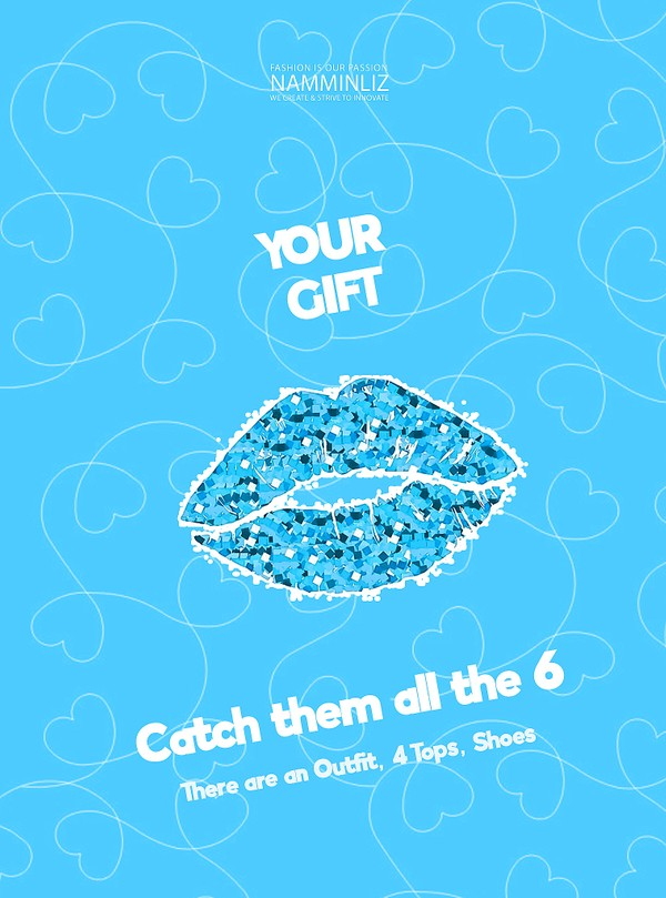♥ YOUR GIFT 4 ♥ Catch them all the 6