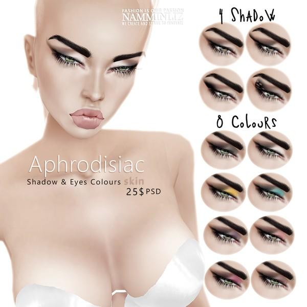 💋 Aphrodisiac 💋 Make-up ^ . ^