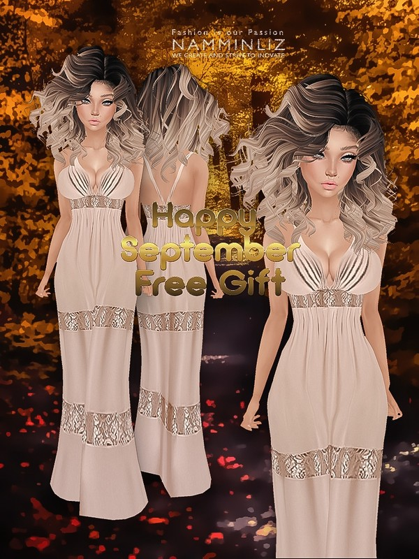 Happy September imvu free gift ♥