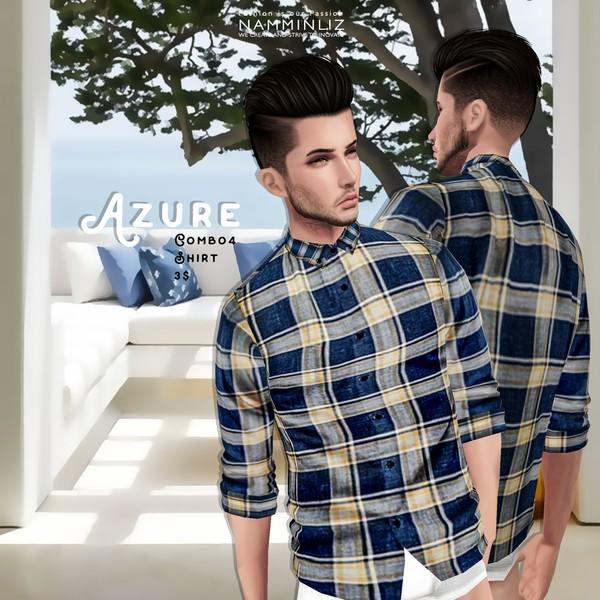 Azure combo4