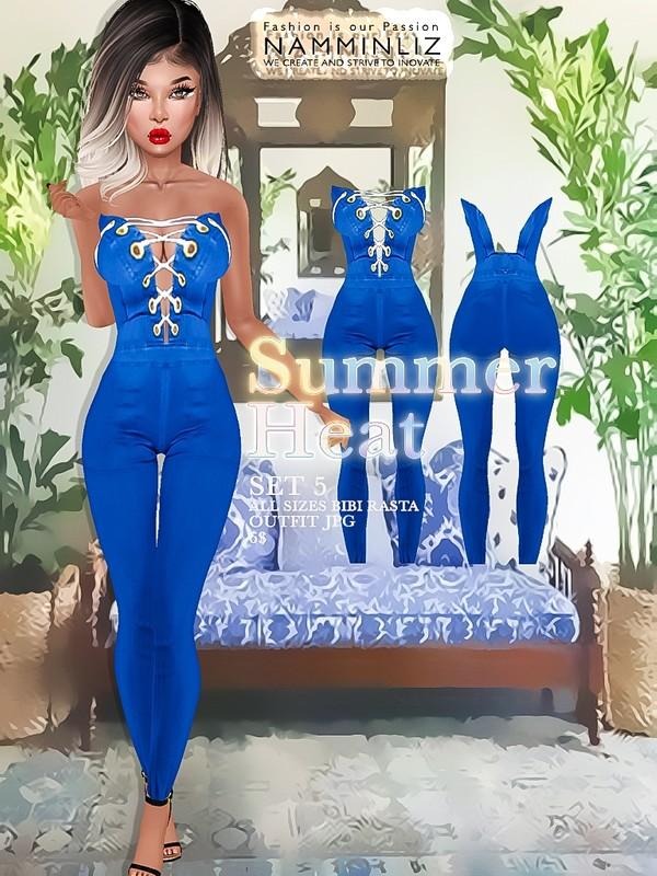 Summer Heat SET5 JPG Textures Bibirasta