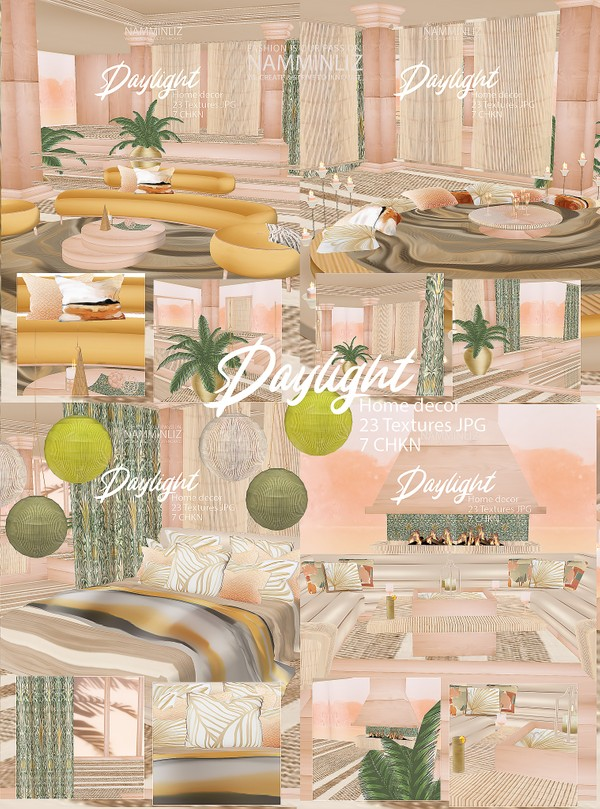 Daylight Home decor 23 Textures JPG 7 CHKN