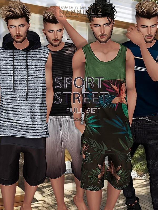 Sport Street Full SET