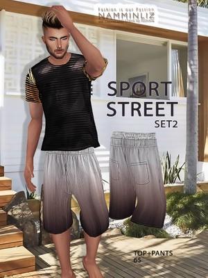 Sport Street Full SET 2