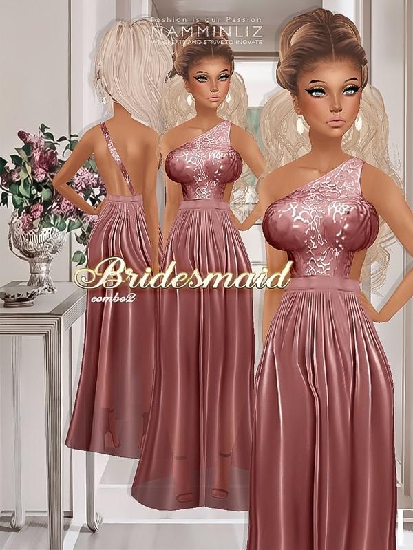Bridesmaid combo2 a Dress Textures JPG bibirasta