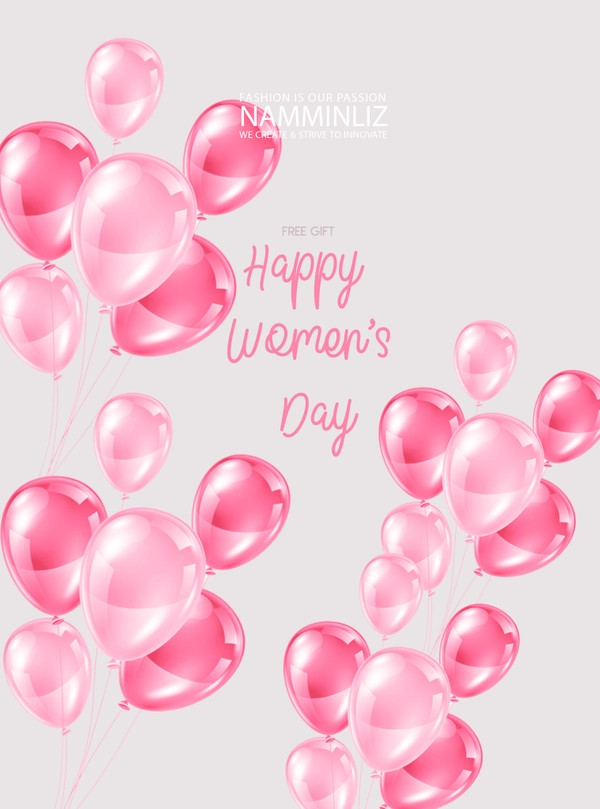 Happy Women's day Free Gift ♥