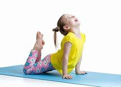 KIDS YOGA; Hamstring Stretches
