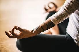 MEDITATION: Inner Stillness / Outer Strength Meditation 5:09