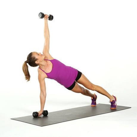 30 Minutes Strengthening with Hand Weights!