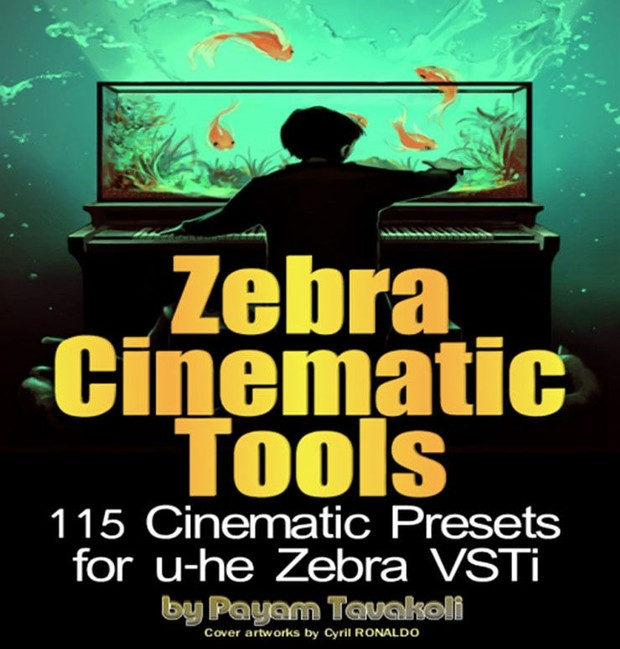 Zebra Cinematic Tools - 115 Cinematic Presets