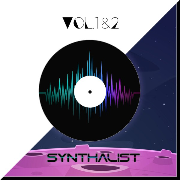 SYNTHALIST VOL. 1 & 2 BUNDLE!