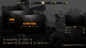Black Ops 3 Twitch Revamp Package
