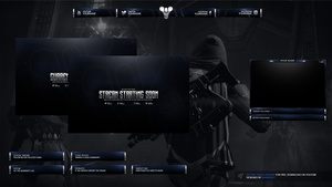 Destiny Twitch Revamp Package