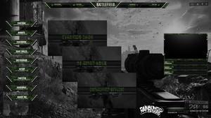 Battlefield Twitch Package