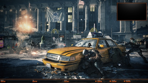 Twitch Stream Overlay The Division