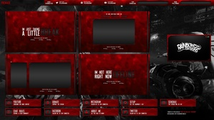 Red Twitch package