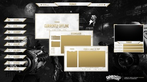 Elegance Twitch Package