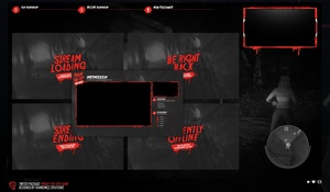 Twitch Package Friday the 13th Game