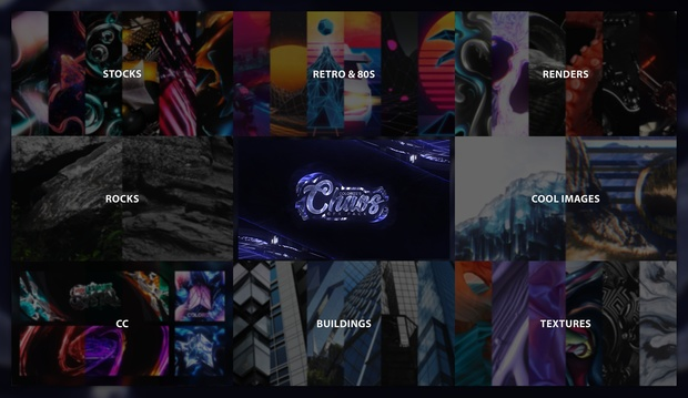 Chaos - Graphics Pack